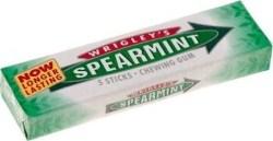 Wrigleys Spearmint žvýkačka plátky 5 kusů