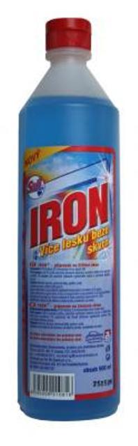 Fotografie Iron čistič na okna a sklo 500 ml