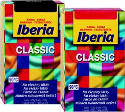 Fotografie Iberia Classic světle modrá barva na textil 25 g