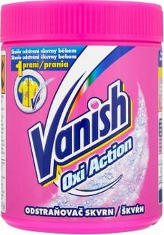 Vanish Oxi Action odstraňovač skvrn 500 g