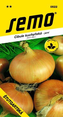 Semo Cibule kuchyňská - jarní Štuttgartská 2 g