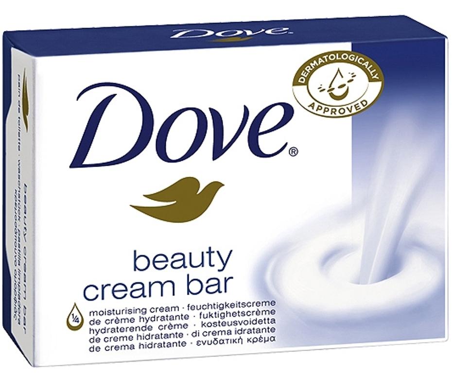 Dove® Dove Beauty Cream Bar krémové toaletní mýdlo 100 g