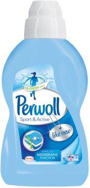 Perwoll Sport & Active tekutý prací gel 2 l