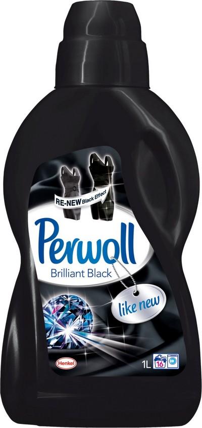 Perwoll Brilliant Black tekutý prací gel 1 l