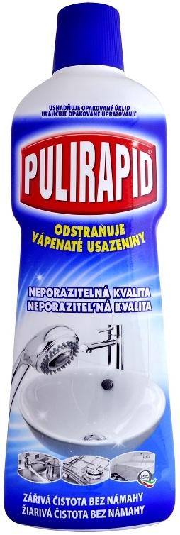 Fotografie Pulirapid Classico na rez a vodní kámen tekutý čistič 750 ml