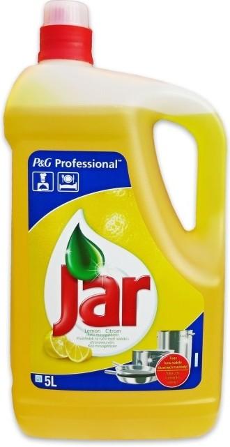 Fotografie Jar Professional Lemon prostředek na ruční mytí nádobí 5 l