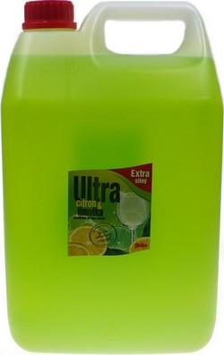 Fotografie Mika Ultra Citron a Limetka prostředek na mytí nádobí 5 l