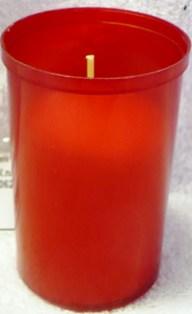 Hofr Apoštolská svíčka náhradní válec 120 g