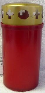 Hofr Apoštolská svíčka s víčkem 120 g