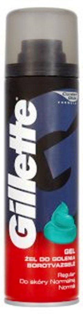 Gillette gel na holení pro muže 200 ml