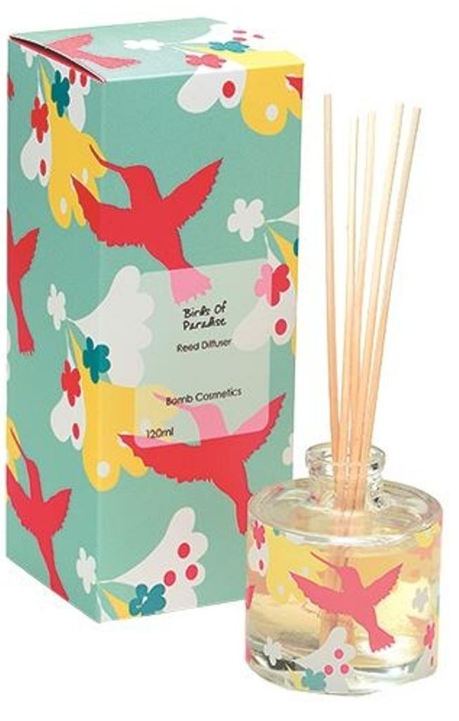 Bomb Cosmetics Ptáci ráje aroma difuzér 120 ml