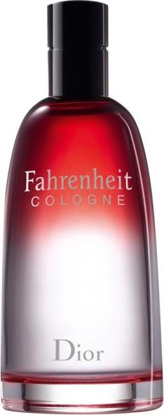 Fotografie Dior Fahrenheit Cologne kolínská voda pro muže 75 ml