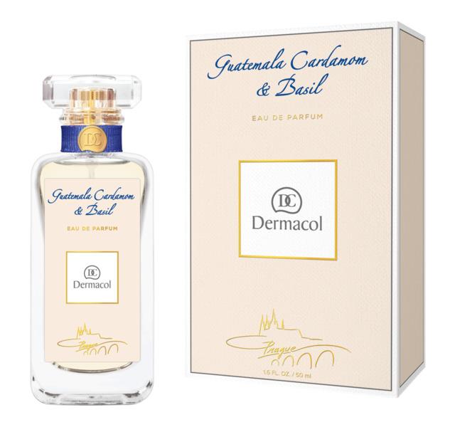 Fotografie Dermacol Guatemala Cardamom & Basil parfémovaná voda unisex 50 ml
