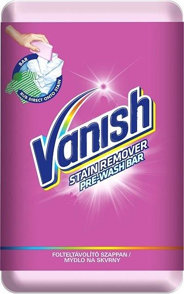 Fotografie Vanish Stain Remover mýdlo na skvrny 250 g