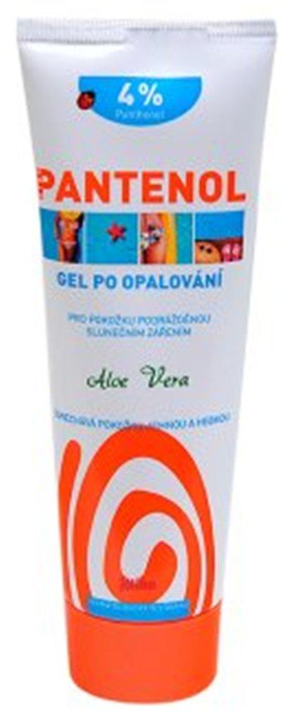 Fotografie Mika Pantenol 4% s Aloe Vera gel po opalování 100 ml