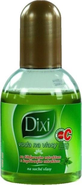 Fotografie Dixi Kopřivová vlasová voda na suché vlasy 125 ml