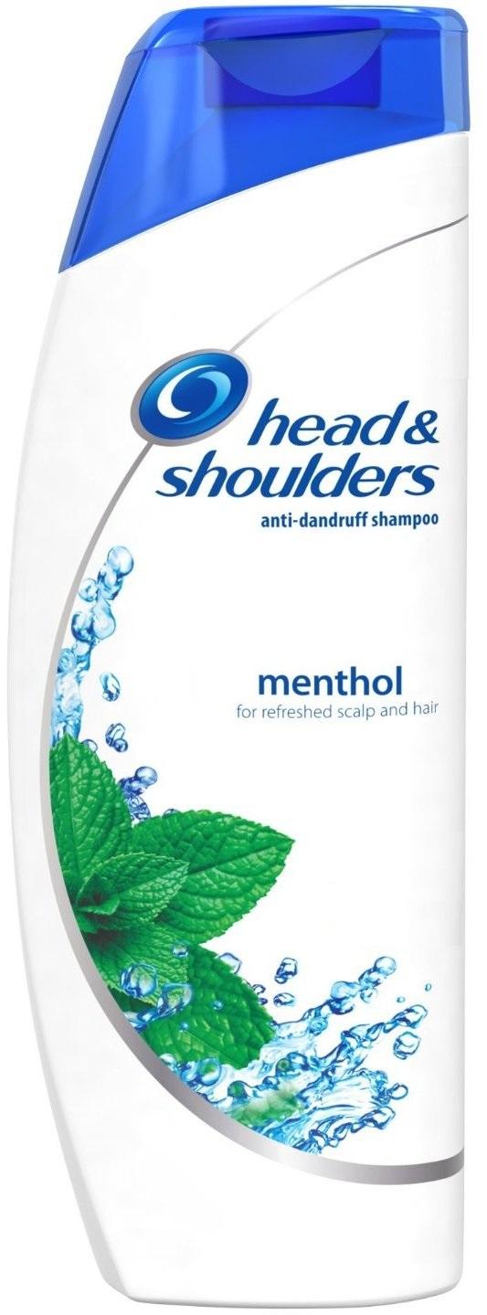Fotografie Head&Shoulders Menthol osvěžující šampon proti lupům 250 ml