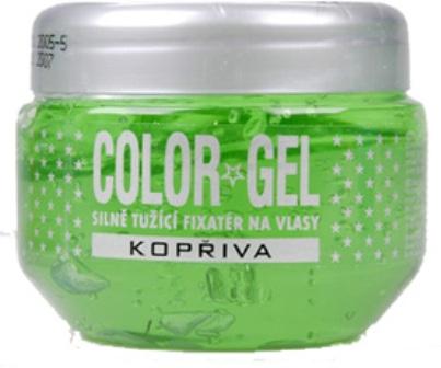 Fotografie Color Kopřiva gel na vlasy 175 ml