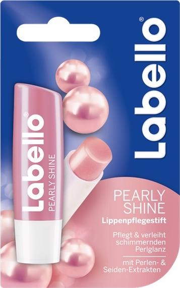 Labello Pearly Shine balzám na rty 4,8 g