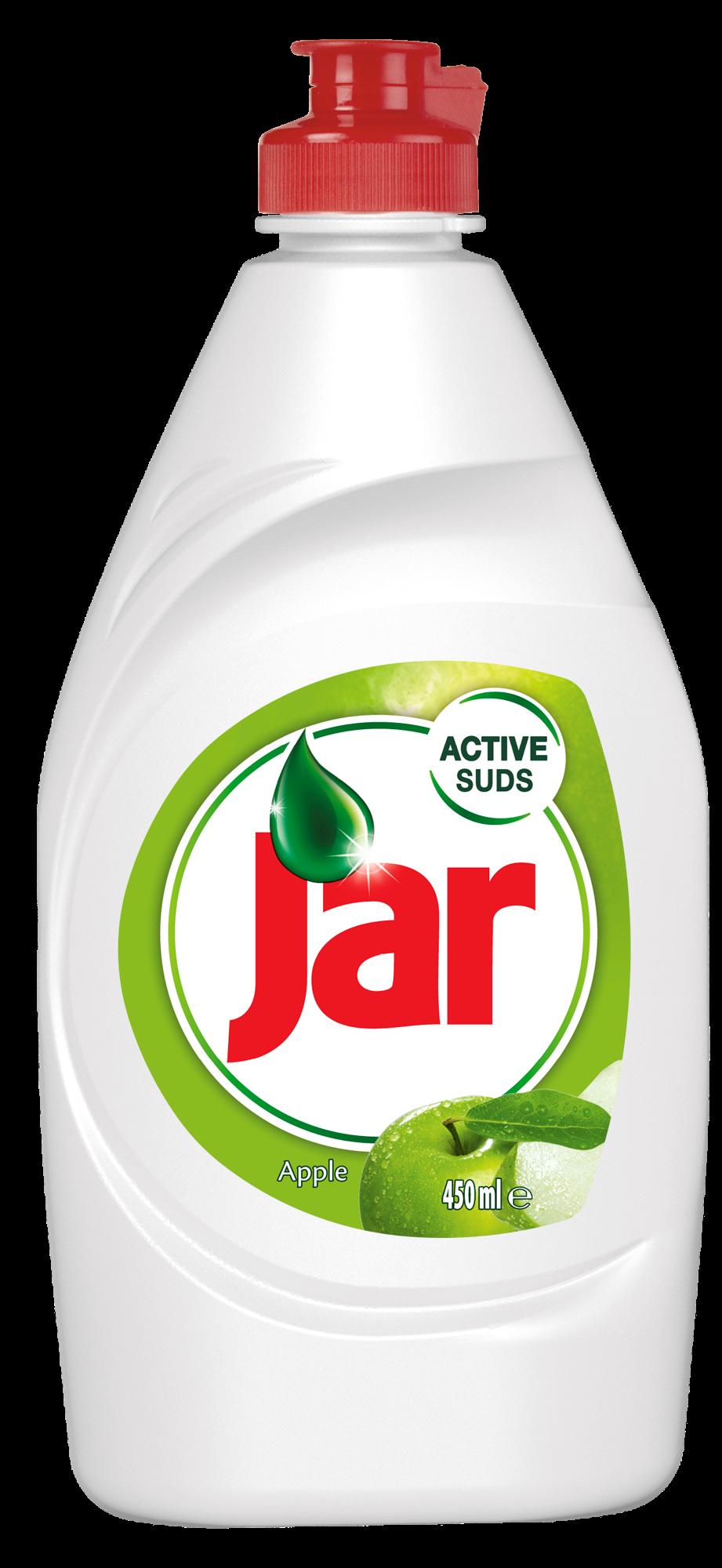 Jar Apple Prostředek na ruční mytí nádobí 450 ml