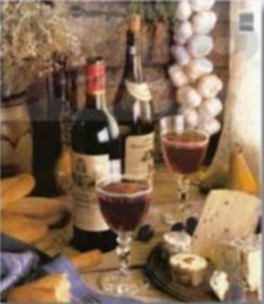 Fotografie Press Igelitová taška Alkoholické nápoje 43 x 47 cm 1 kus