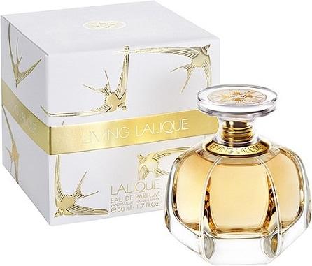 Lalique Living Lalique parfémovaná voda pro ženy 50 ml
