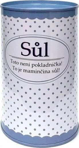 Albi Humorná pokladnička Maminčina sůl 13 x 8 cm