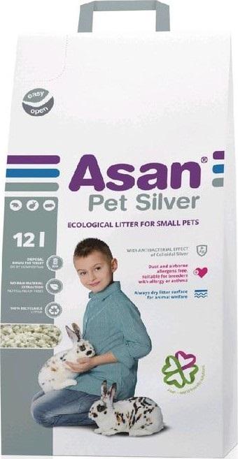 Fotografie Asan Pet Silver 12 l