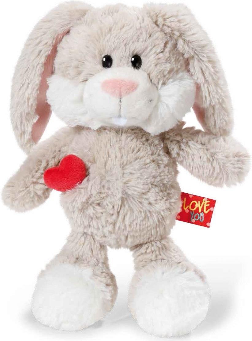 Nici Love You Králík Plyšová hračka nejjemnější plyš 25 cm