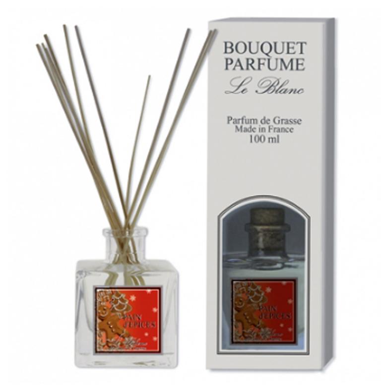 Le Blanc Pain D Epices - Perníkové pečivo parfémový difuzér 100 ml