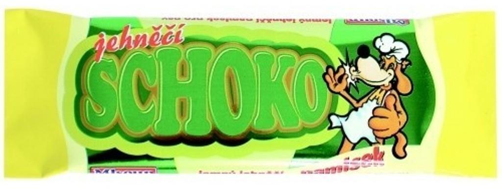 Fotografie Mlsoun Čokoláda jehněčí doplňkové krmivo pro psy 30 g