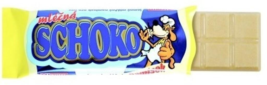 Fotografie Mlsoun Čokoláda mléčná doplňkové krmivo pro psy 30 g