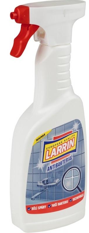 Larrin Antibakterial bělící a dezinfekční čistič rozprašovač 500 ml