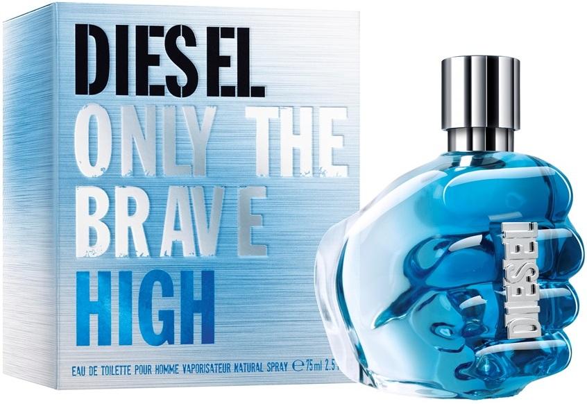 Diesel Only The Brave High toaletní voda pro muže 75 ml
