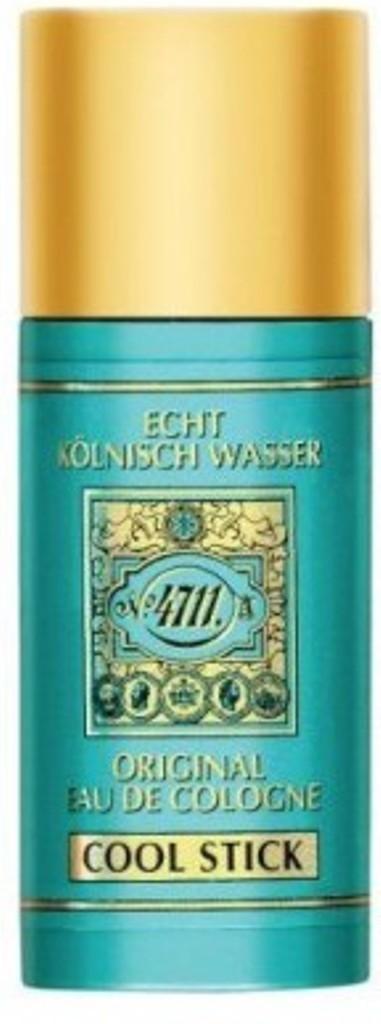 Fotografie 4711 Eau De Cologne Cooling Stick osvěžující tyčinka unisex 20 ml