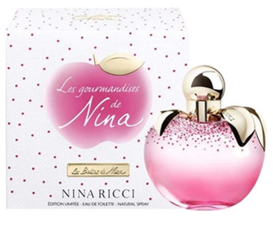Nina Ricci Nina Les Gourmandises toaletní voda pro ženy 50 ml