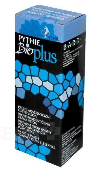 Pythie Bio Plus Chytrá houba protiparadentózní ústní voda 5 x 3 g