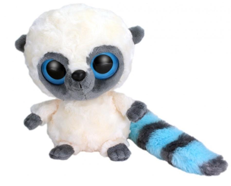 Fotografie Yoo Hoo Plyšová hračka modrý 23 cm