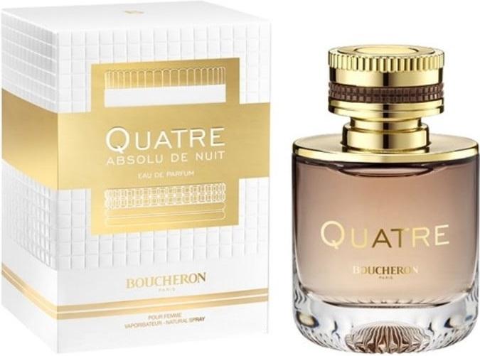 Boucheron Quatre Absolu de Nuit pour Femme parfémovaná voda pro ženy 100 ml