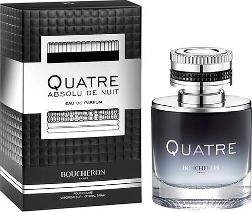 Boucheron Quatre Absolu de Nuit pour Homme parfémovaná voda pro muže 100 ml