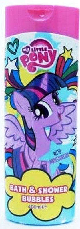 My Little Pony 2v1 sprchový a koupelový gel pro děti 400 ml