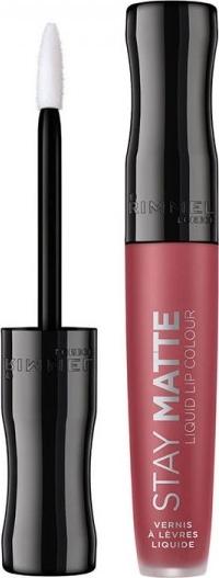 Rimmel London Stay Matte Liquid Lip Colour tekutá rtěnka 200 Pink Blink 5,5 ml