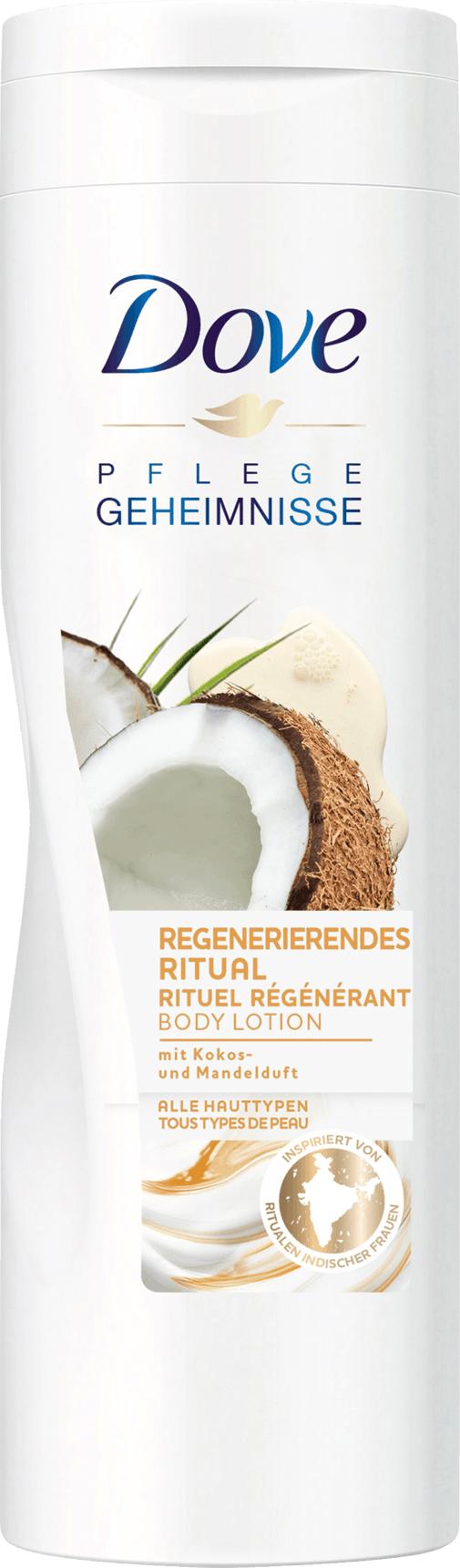 Fotografie Dove Restoring Ritual pečující tělové mléko 250 ml