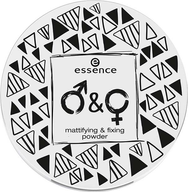 Essence Boys & Girls Mattifying & Fixing Powder matující a fixační pudr 01 Nobody Is Perfect, But Im Not Nobody! 7 g