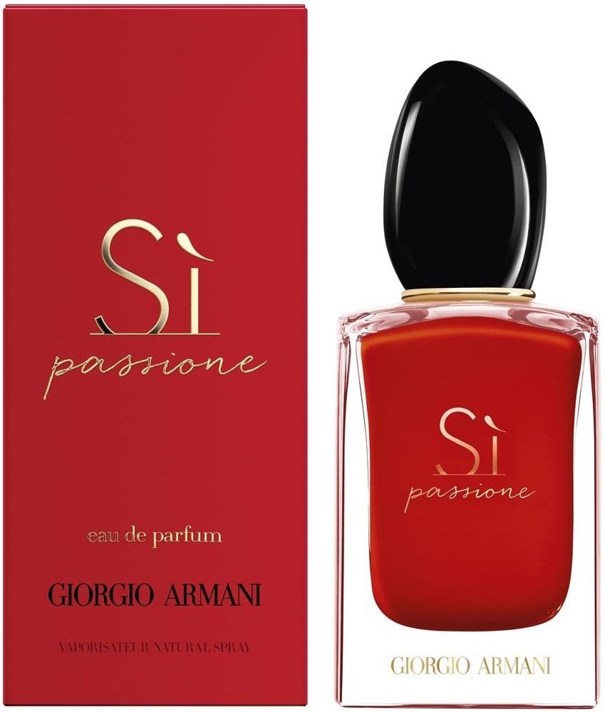 Giorgio Armani Sí Passione parfémovaná voda pro ženy 50 ml