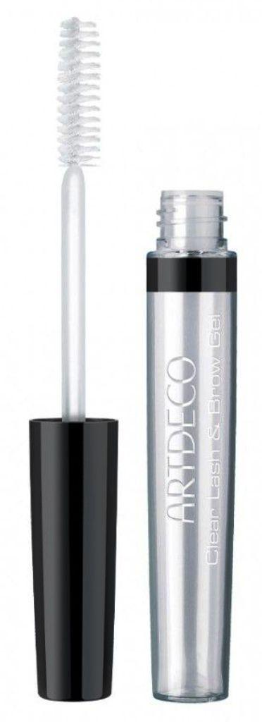 Fotografie Artdeco Clear Lash & Brow Gel gel na obočí řasenka transparentní 10 ml