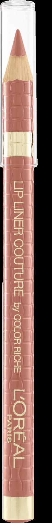 Loreal Paris Color Riche Lip Liner Couture konturovací tužka na rty 630 Beige a Nu 1,2 g