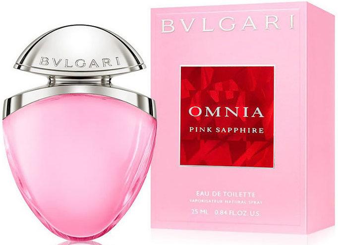Bvlgari Omnia Pink Sapphire toaletní voda pro ženy 25 ml