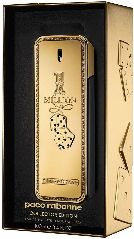 Paco Rabanne 1 Million Monopoly Collector toaletní voda pro muže 100 ml