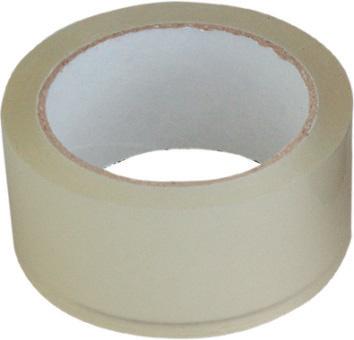 Fotografie Lepící páska balicí, průhledná, 48 mm x 66
